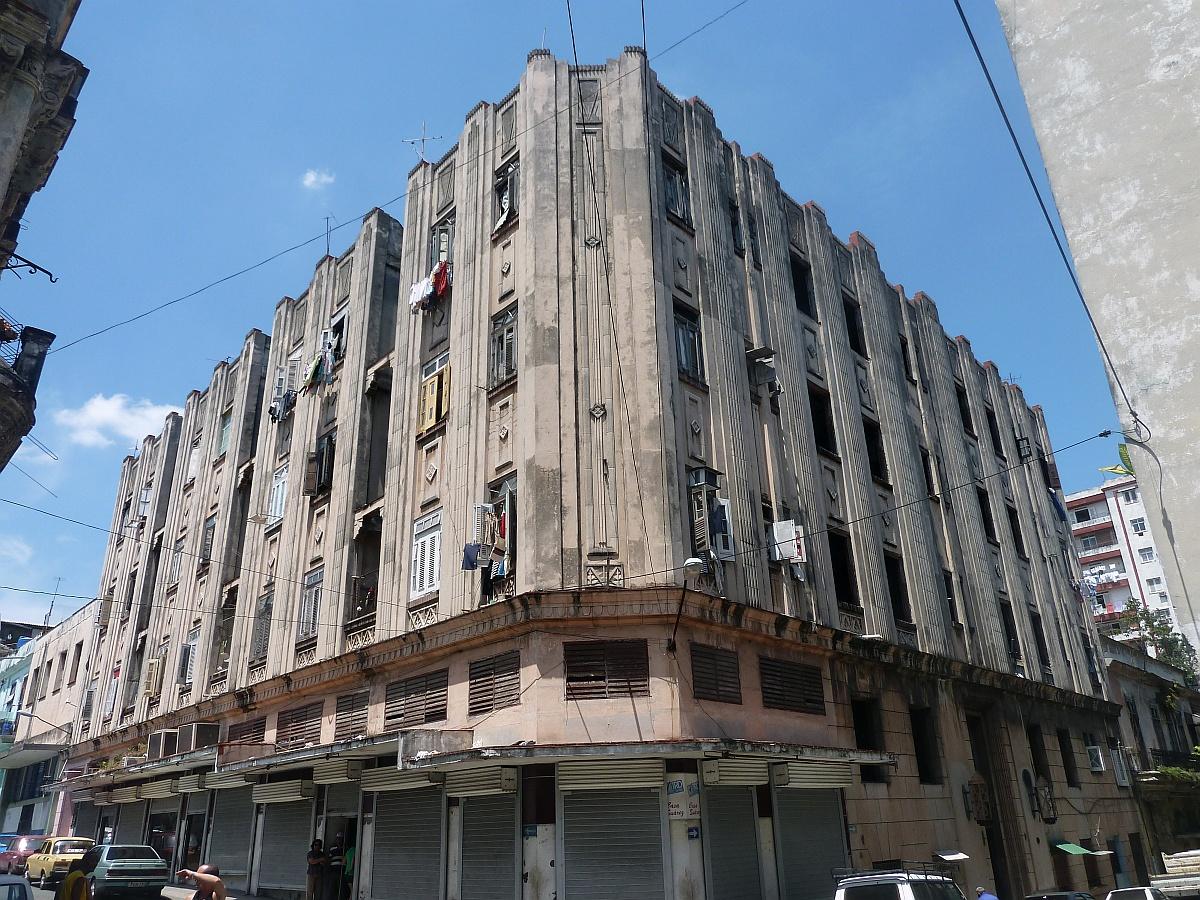 Windows in Havana Cuba (2014)